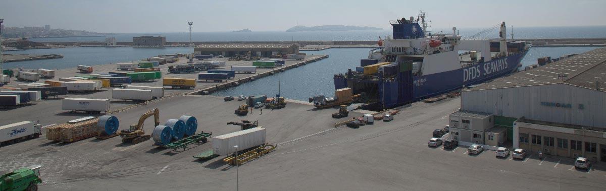 ENSM - Port de Marseille