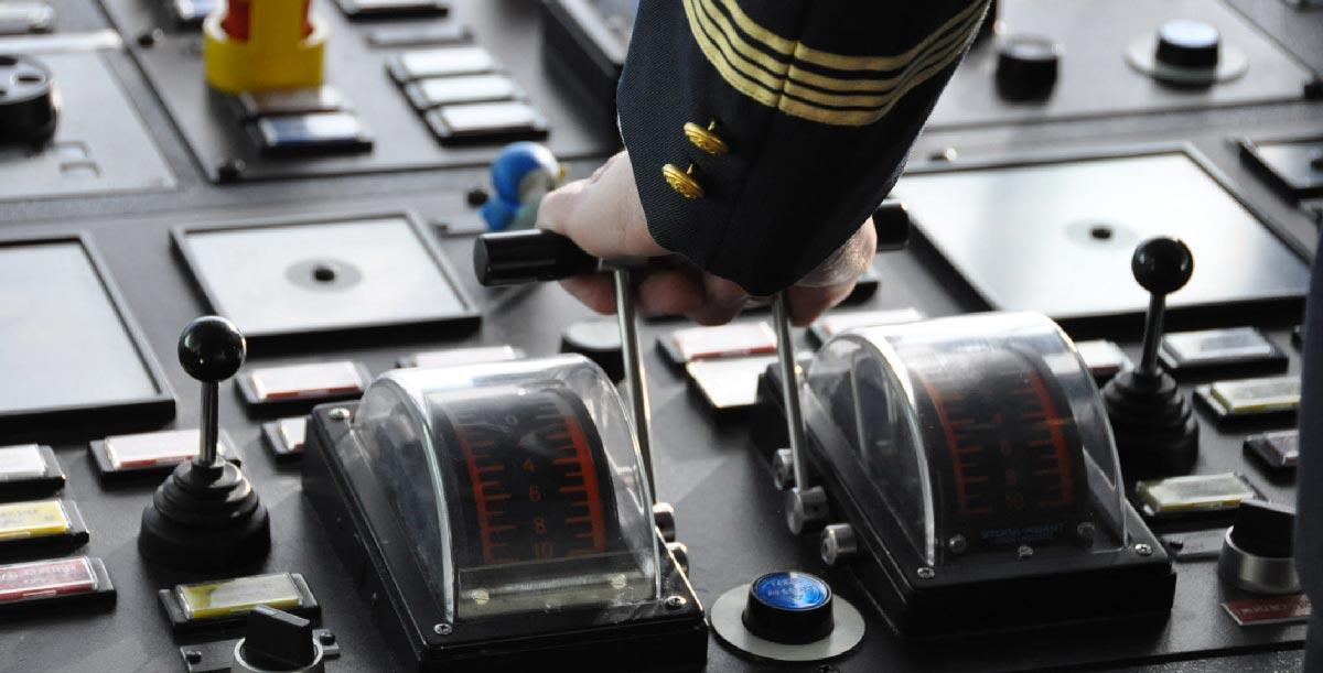 ENSM - Capitaine à la manoeuvre