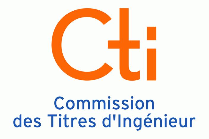 Logo Commission des titres d'ingénieur
