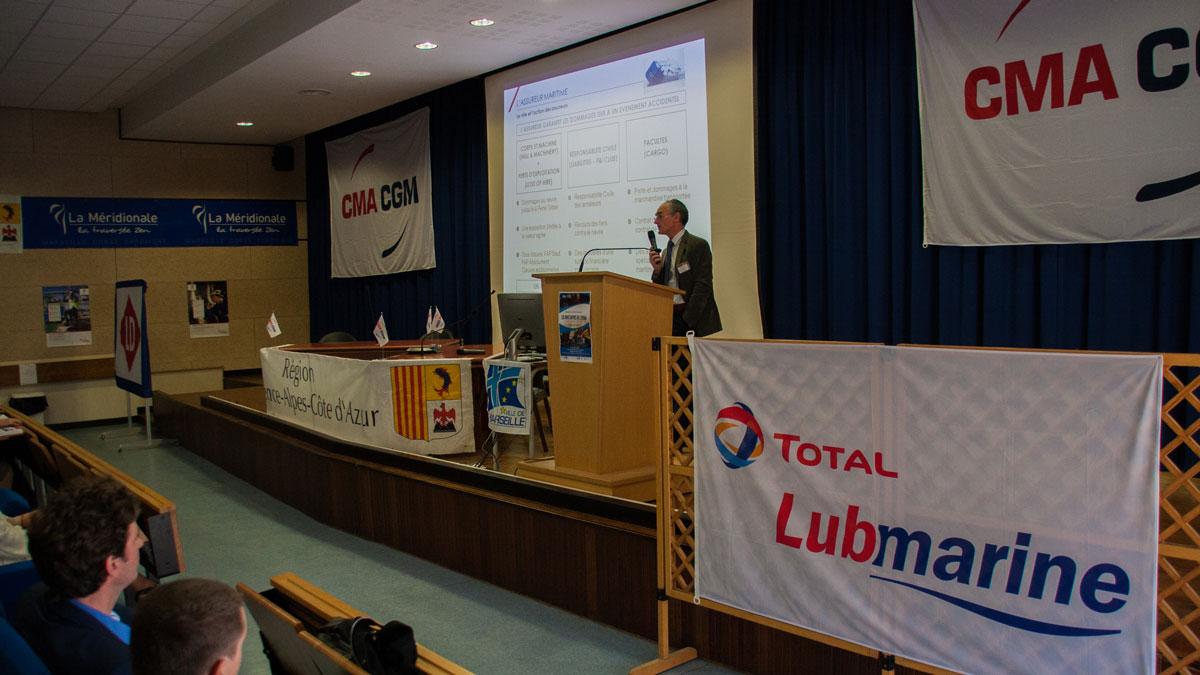 Rencontres de l'ENSM - intervenant Michel de Bressy
