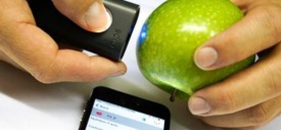 Green Tech - Démonstration du projet Scan EAT