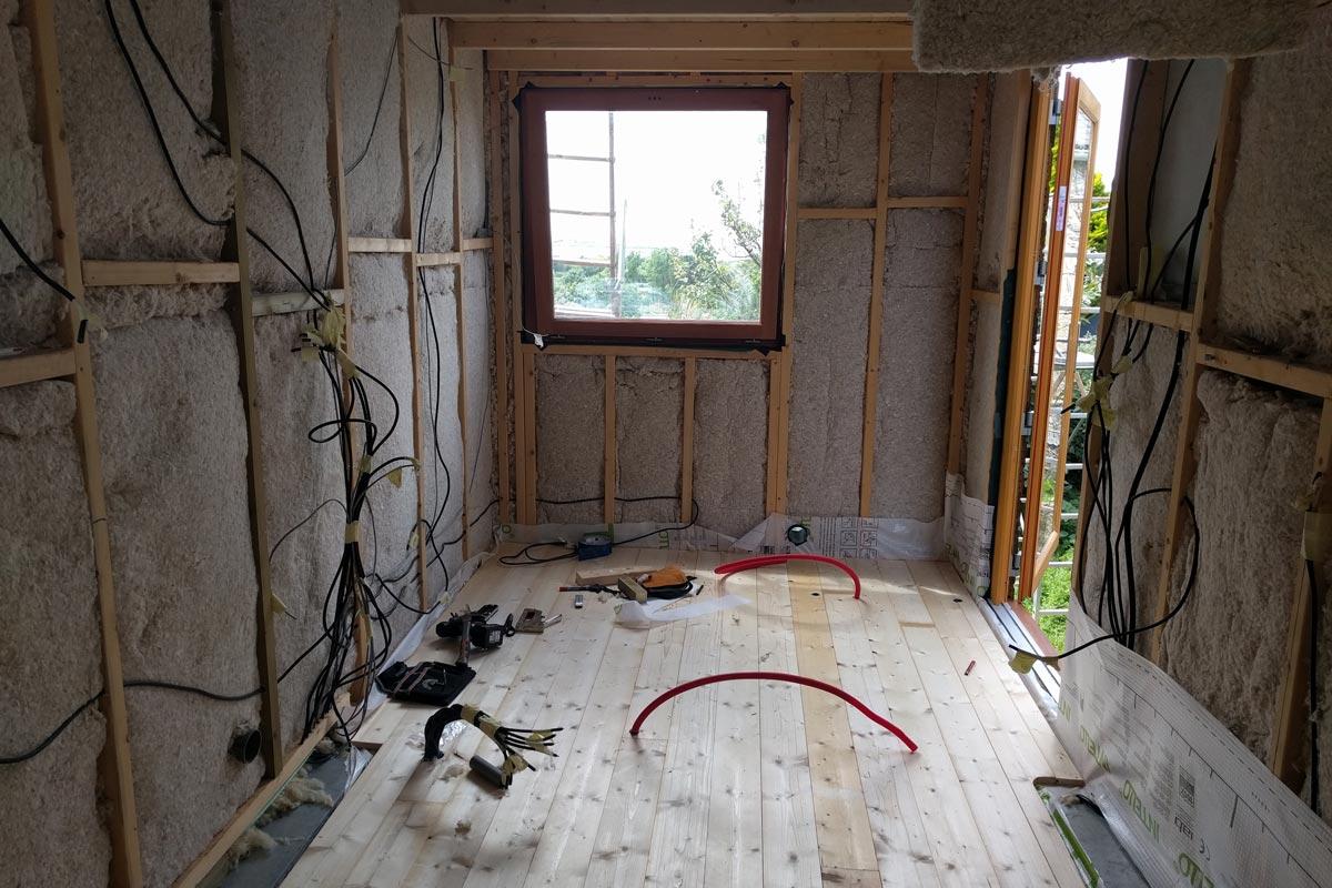 Living Room Mezzanine Ideas