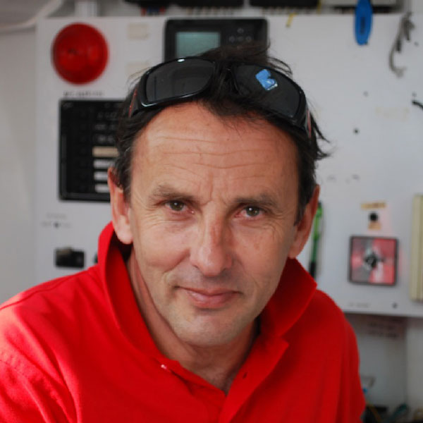Alain Gautier Merchant Navy Officer Sailor Ensm